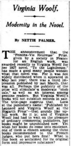 The Brisbane Courier            4 August 1928