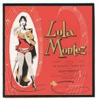 Lola Montez LP cover