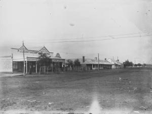 Main Street Thargomindah c 1904