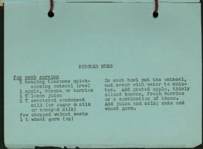 Bircher Mues
