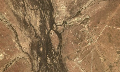 Oodnadatta - Google Map