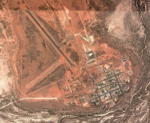 Thargomindah - Google Map