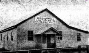 Cactoblastis Memorial Hall