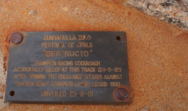 Destructo monument