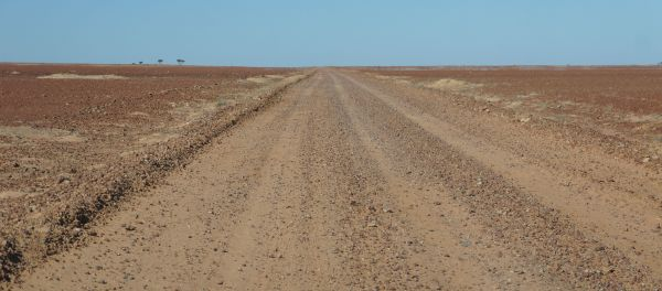 A bit of gibberish - Birdsville Track