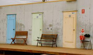 Caravan park - rooms