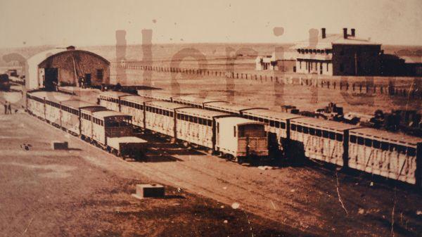 Heritage photo - Marree 1900