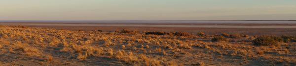 Kati Thandi - Lake Eyre sands late afternoon