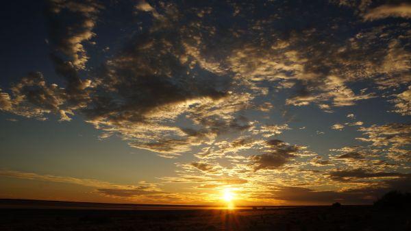 Kati Thandi - Lake Eyre sunset 3