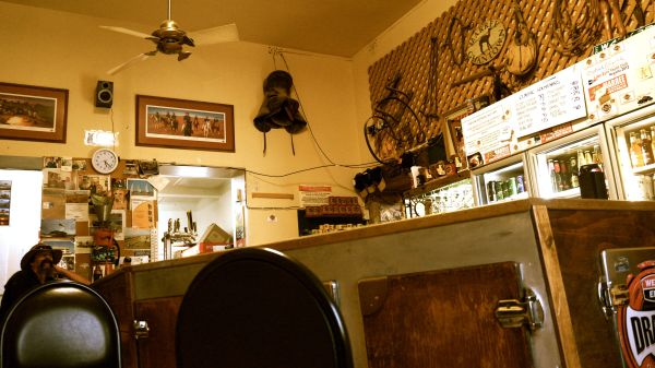 Marree Hotel - public bar
