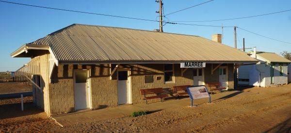 Marree Railway Station