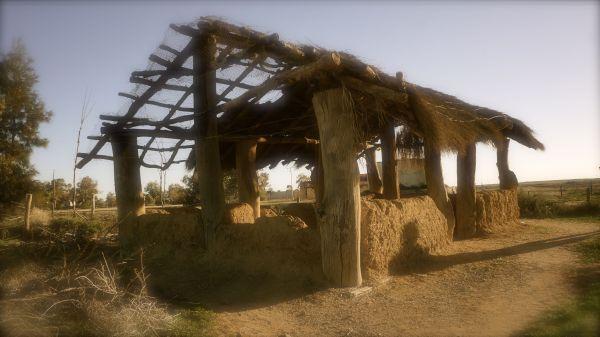 Memorial to Muslim cameleers : mosque