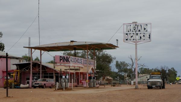 Pink Roadhouse - Oodnadatta