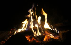 Purnululu fire place