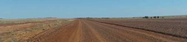 Road to Birdsville - afternoon