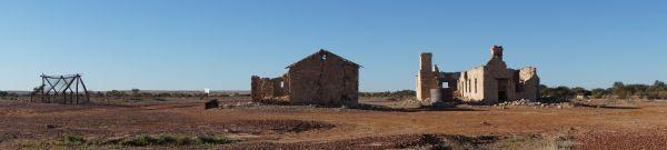 Ruins panorama