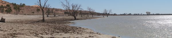 watercourse panorama