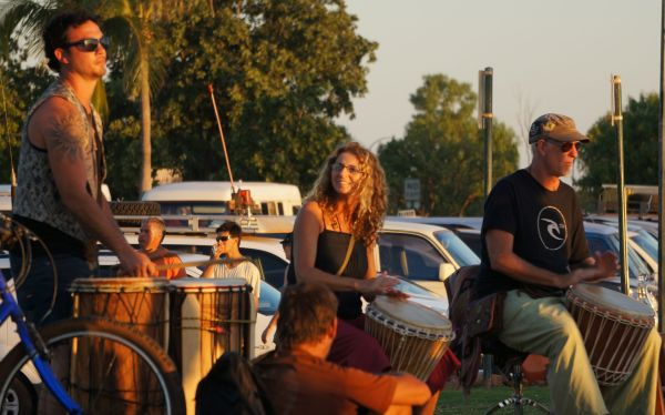 drummers 1 - Cable Beach