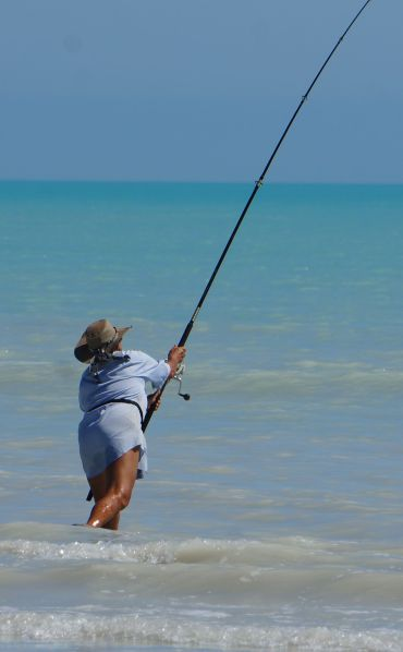 fishing 80 Mile Beach 1