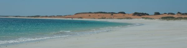 fishing beach - Cape Leveque