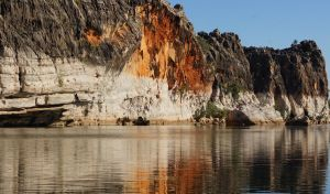 Giekie Gorge afternoon 1