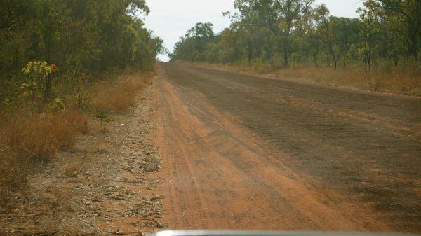 Kalumburu Road corrugations