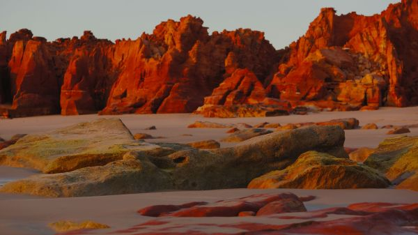 sunset at Cape Leveque 2