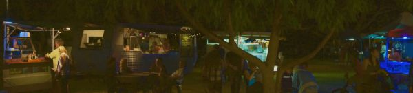Town Beach night markets - Broome 4