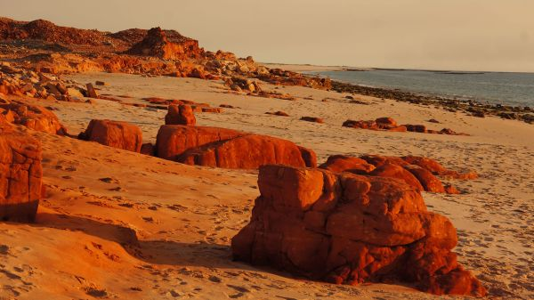 western beach Cape Leveque sunset
