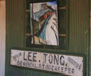 Wyndham - Lee Tong sign