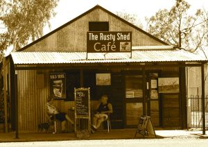 Wyndham - Rusty Shed Cafe