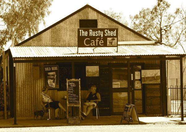 Wyndham - Rusty Shed Cafe