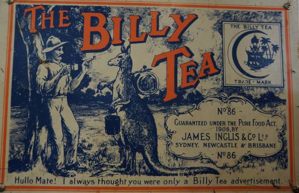 Billy Tea