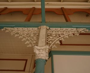 building detail - Charters Towers
