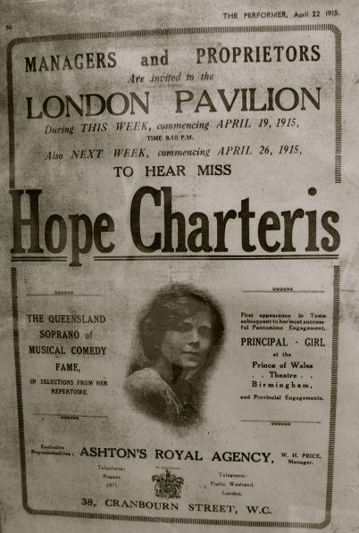 Hope Charteris