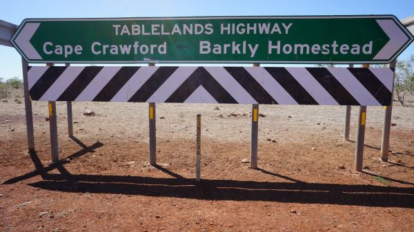 Tablelands Highway 1