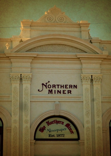 The Northern Miner - Vintage FX
