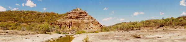 The Pyramid panorama