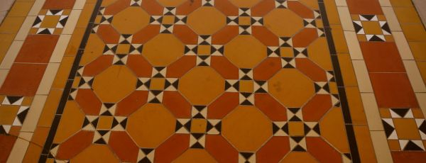 World Theatre tiles