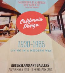 California Design pamphlet
