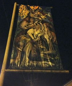 Maclean - street banner