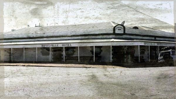 Birdsville Hotel - Grungetastic - Distressed 16