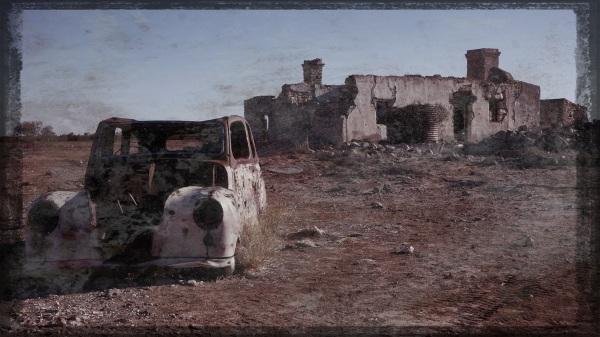 Caldega Ruins - Grungetastic - Worn 3