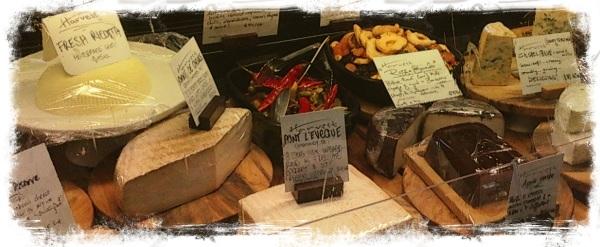 cheeses et al - Harvest - Lindale effect