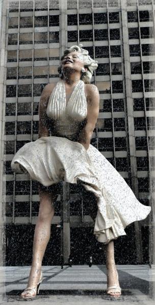 Chicago - Forever Marilyn - Grunge 03