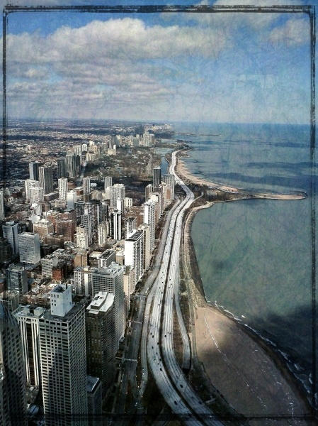 Chicago - Lake Michigan