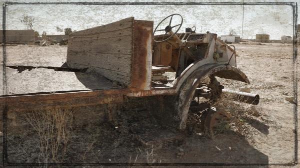 old truck - Birdsville - Grungetastic - Worn 6