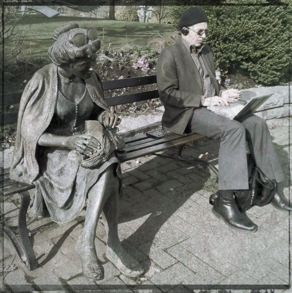 Search - Seward Johnson - Vancouver