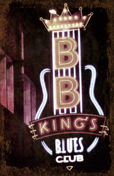 B B King's Blues Club - Memphis