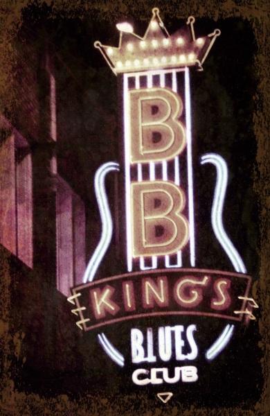 B B King's Blues Club - Memphis